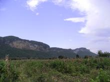 エクセルマクロ達人養成塾塾長ブログ-見渡す限りこんなカルスト地形な風景。