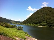エクセルマクロ達人養成塾塾長ブログ-最上川。8月上旬、山形に遊びに行きました。